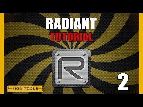 Black Ops 3 Mod Tools | Tutorial 2 - Radiant Introduction