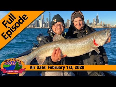 Episode 5, 2020  - Windy City Trout  - FULL EPISODE
