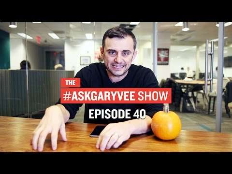 #AskGaryVee Episode 40: Prioritizing Your Time & Hooking Up