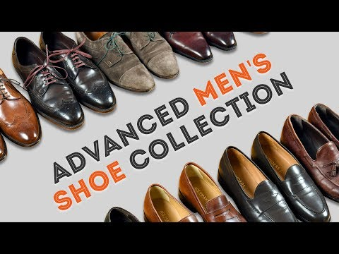 How To Build An Advanced Men's Shoe Collection - Behind the Scenes  - Gentleman's Gazette