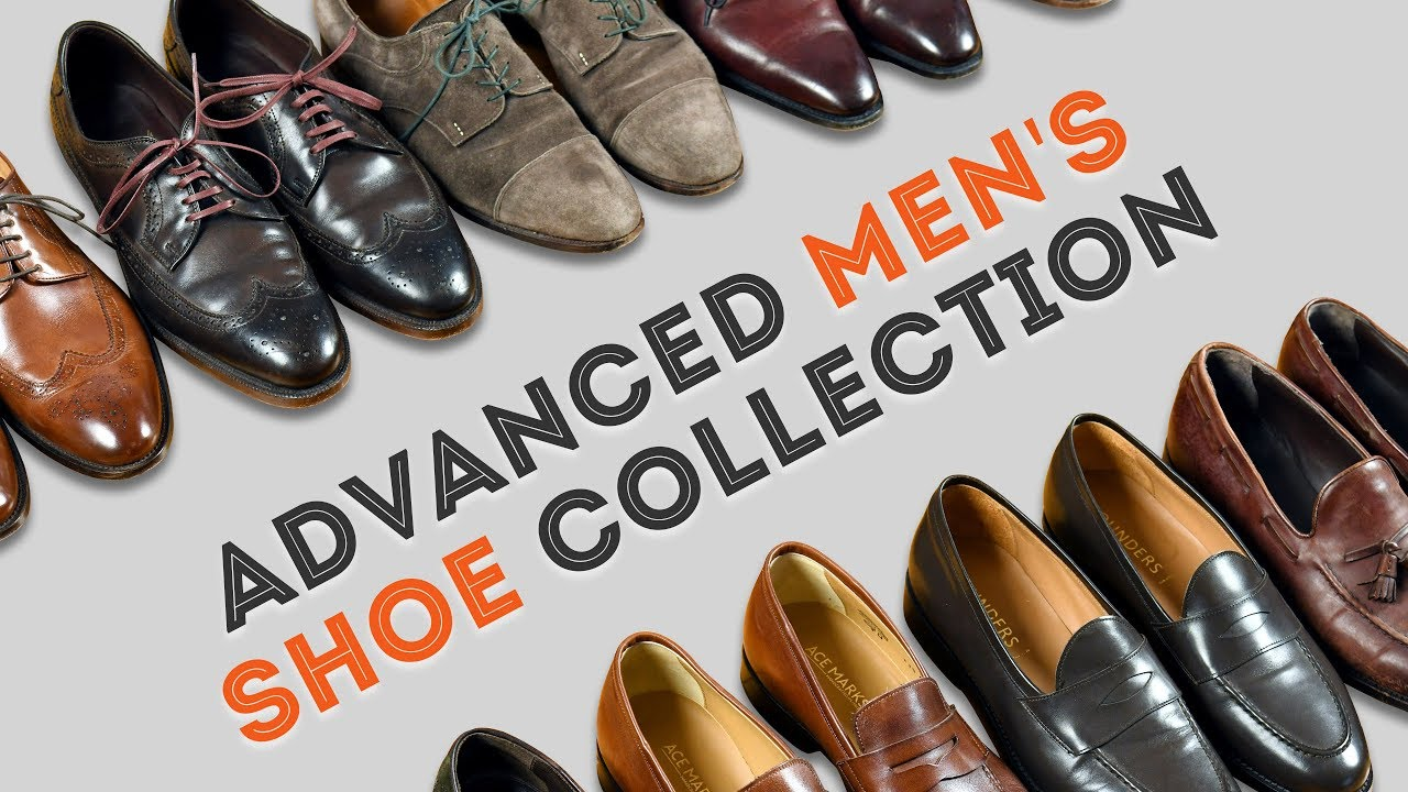 [VIDEO] - My Shoe Collection & Men's Dress Shoes Beyond The Basics - Gentleman's Gazette 3