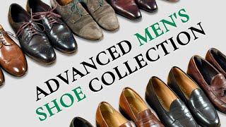 My Shoe Collection & Men's Dress Shoes Beyond The Basics - Gentleman's Gazette