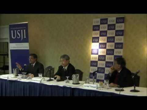 USJI Event (Session 1): Workshop on U.S.-India-Japan Business Alliance (USINJA)
