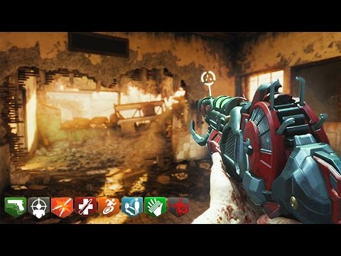 VERRUCKT REMASTERED GAMEPLAY! – BO3 ZOMBIES CHRONICLES DLC 5 GAMEPLAY (Black Ops 3 Zombies)
