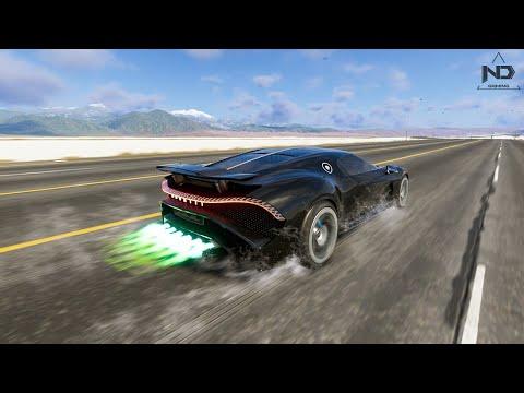 The Crew 2 66  Siêu Xe Đắt Nhất Thế Giới | Bugatti La Voiture Noire