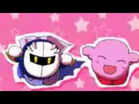 Kirby and meta knight CaramellDansen Speedycake lyrics