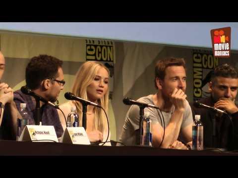 X-Men Apocalypse - full SDCC panel 2015