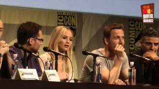 X-Men Apocalypse - full SDCC panel 2015