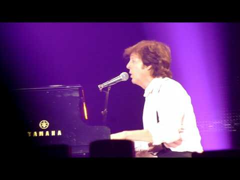 Paul McCartney Come And Get It live at Liverpool Echo Arena 20th December 2011