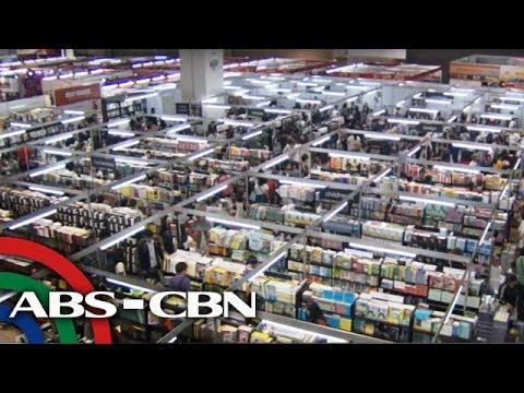 Manila International Book Fair 2019 dinayo sa Pasay | Bandila