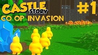 Castle Story Multiplayer - Part 1 - NEW UPDATE!