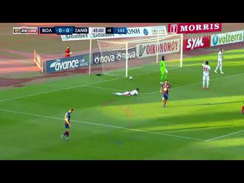 Niki Volos Skoda Xanthi Goals And Highlights