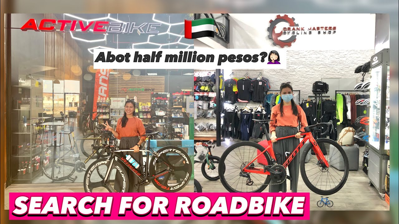 ROADBIKE HUNTING IN UAE | abot half million pesos! | by GAYE PARIS
