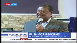Musalia Mudavadi's push for a referendum
