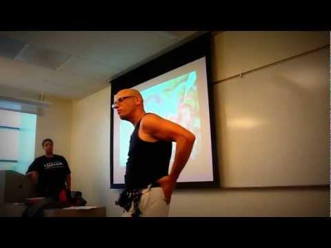 ☛THE MASTER RACE☚ Ujima presentation @ Pasadena City College