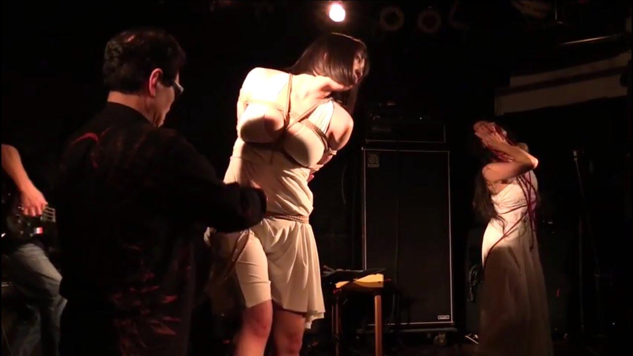 東京縛音舞 (Tokyo Bakuonbu - Kinbaku, Music & Performance)