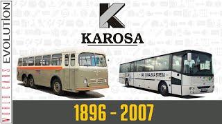 W.C.E. - Karosa Evolution (1896 - 2007)