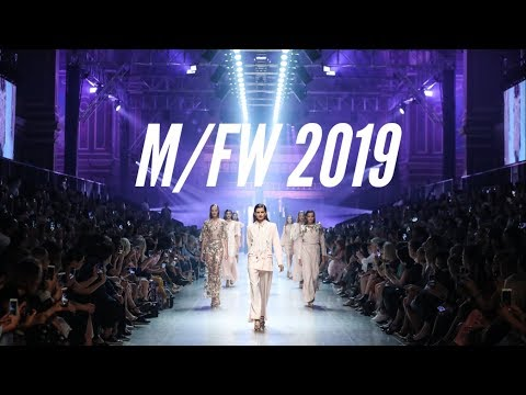 Melbourne Fashion Week VLOG!
