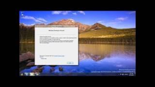 Windows Beta - Windows 7 to 8