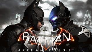 Прохождение Batman: Arkham Knight (Бэтмен: Рыцарь Аркхема) — Часть 29: Танк Шквальный Ливень