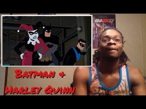Batman and Harley Quinn Final Trailer - Reaction