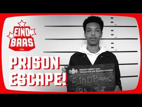 Ontsnappen uit de gevangenis! | Eindbaas #6