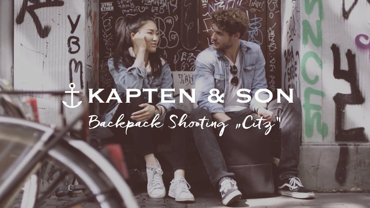 1d62164f97c Kapten & Son | Backpack Shooting