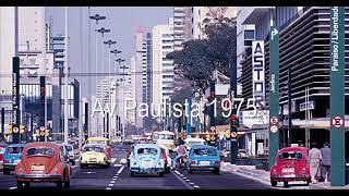 Sao Paulo nos anos 70 fotos inéditas parte 1