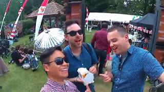 Download Video The Indonesian Independence Day Celebrations London 2017 MP3 3GP MP4