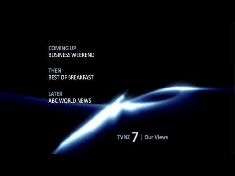 TVNZ 7 Programme Guide Mock