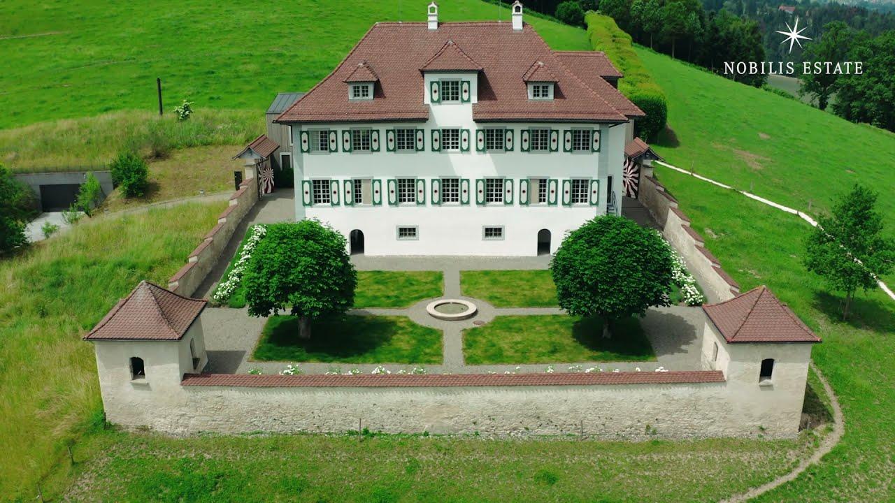 Real Estate - Landschloss Castelen