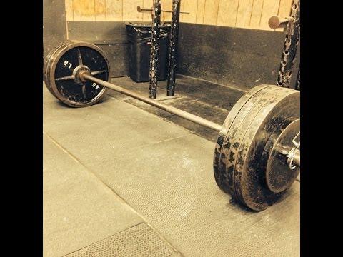 Diamond Gym, Life Lessons & 5 AM Workouts