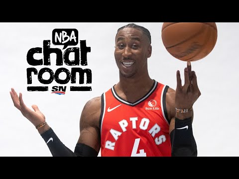 How Surprised Are You By The Raptors Early Dominance? | NBA Chatroom