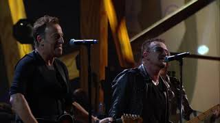 39 - U2 - I Still Haven't Found What I'm Looking For with Bruce Springsteen
