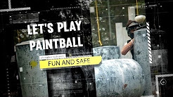 Paintball Online Marketing Video for Red Dynasty Paintball Park