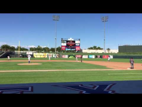 Greyson Greiner Bases Loaded AFL