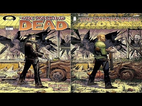 The Walking Dead Issue #150 Betrayed Variant By Tony Moore! Plus Other Variants!