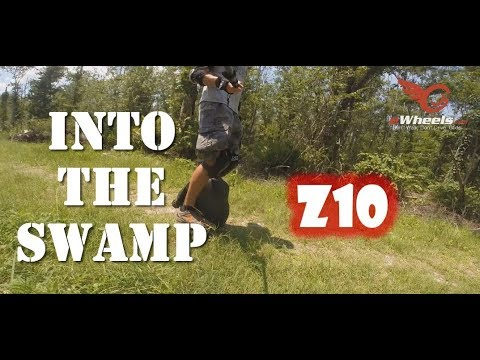 Riding into the Swamp with the Ninebot Z10