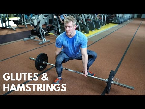Complete Glute Workout   Best Exercises for Glutes