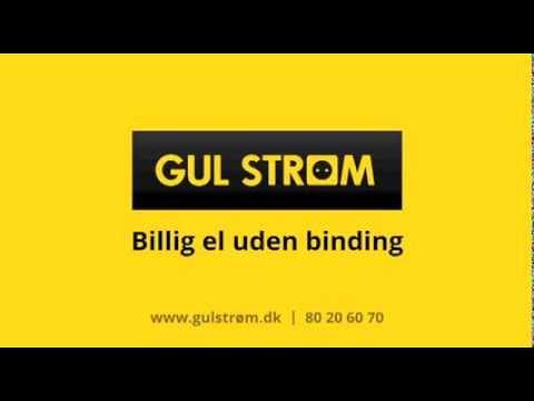 gul strøm binding