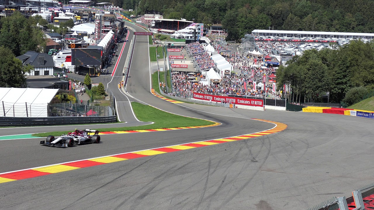 Qualifying Spa