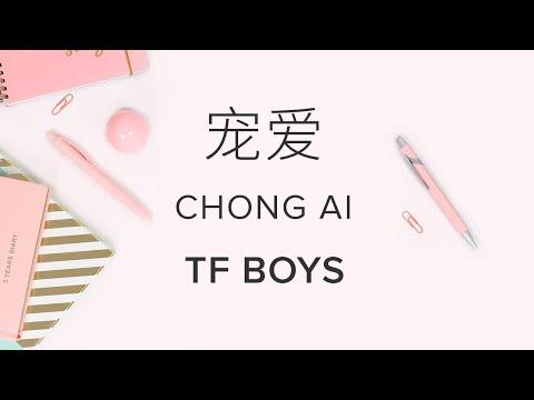 TF Boys【 宠爱 Pamper 】