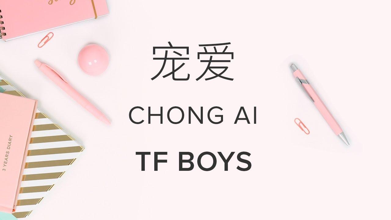 Download TF Boys【 宠爱 Pamper 】