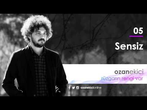 Ozan Ekici - Sensiz | Rüzgarın Rengi Var (Official Audio)