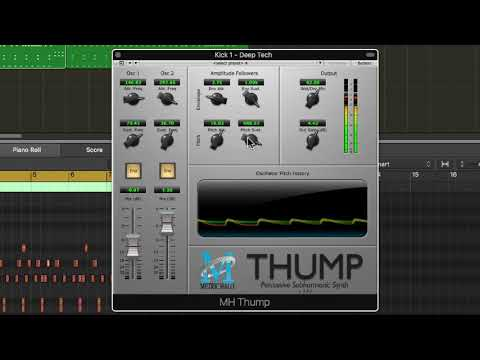 Thump Subharmonic Synth | FREE PLUG-IN WEEKLY