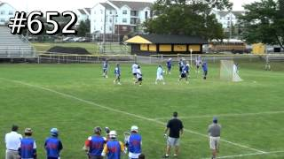 kevin hill class of 2015 2012 freshman and summer lacrosse highlights