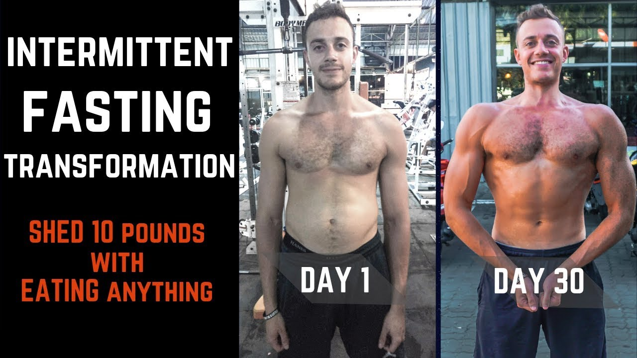 Intermittent Fasting 30 Day Results (Before/After) & IF ...