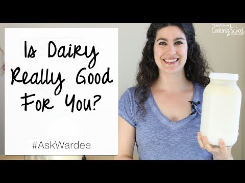 Is Dairy Really Good For You? | #AskWardee 077