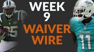 Week 9 Waiver Wire Has Possible Longer-Term Fantasy Football Answers With Coutee, McGuire & Parker