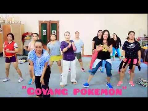 "Dangdut""Goyang Pokemon By Varra s /Choreo By Chenci / wt Bubuhan Pokemon .."